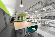 Foliot Furniture offices by Kiva Design, Saint-Jérôme – Canada » Retail Design Blog