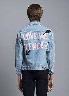 Love Me Denim Jacket