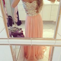 dress pink, sequin, diamonds, maxidress, girl prom dress maxi dress pretty tumblr sparkly dress peach long dress prom pink silver long sequi...
