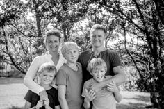 Familien sommeren 2013
