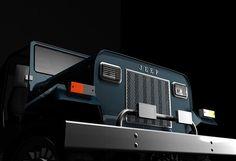 Jeep Modeling_Maya on Behance