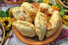 Receita de Saltenha de frango - Comida e Receitas