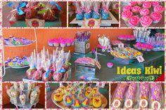 Virgencita Candy Buffet