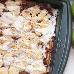 Apple Pie Bars (AIP/Paleo). autoimmune protocol recipes. AIP