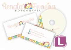 Serviço: Kit Identidade Visual com logo ilustrada Cliente: Renata Ferreira Cidade: Rio de Janeiro - RJ Logovisual é marcas com criatividade. #logovisual