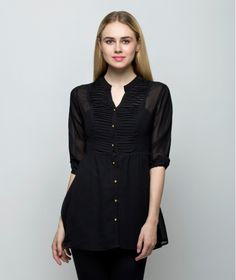 Black tops for girls online india at affordable price. sexy black tops for girls  #partydresses #blacktops #redtops #newdesigntops #designtops