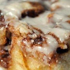 Oooey Gooey Cinnamon Swirl Cake #recipe #justapinch Use 1/2 recipe for butter-cinnamon filling