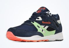 Reebok Ventilator – Athletic Navy – Sea Glass – Punch Pink
