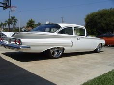 1960 Chevrolet Biscayne..Re-pin....Brought to you by Agents of #CarInsurance at #HouseofinsuranceEugene