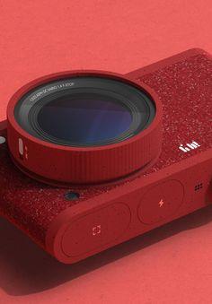 Digital Camera concept, Abidur Chowdhury, 2018