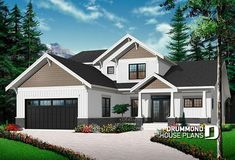 Full technical sheet and illustration of our house plan, garage plan, shed plan or playhouse. Various categories and house plans available for any budget.