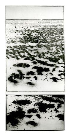 Ian McKeever ~ Field Series