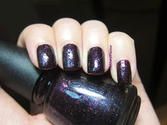 "China Glaze - ""Howl You Doin'"", Monster's Ball Fall 2013 Collection 