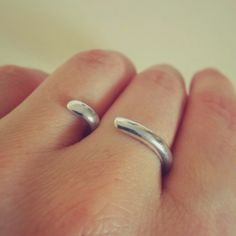 Open Ring, Online Shopping, Silver Rings, It Is Finished, Etsy, Sterling Silver, Jewelry, Jewlery, Tv Shopping