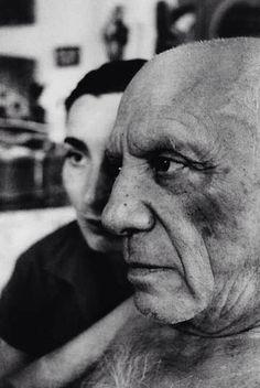 Tribute of Picassos art by Galeria de Prado Street artists! Official opening of…