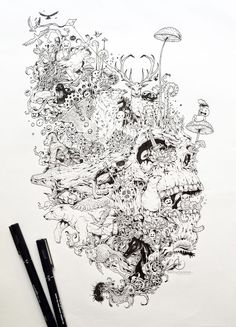 detailed-black-pen-drawings-kerby-rosanes-12
