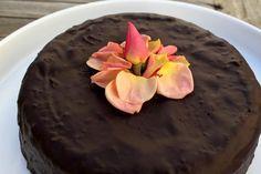Chocolate Orange Cake (dairy-free)