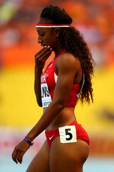 Brianna Rollins Pictures - IAAF World Athletics Championships: Day ...