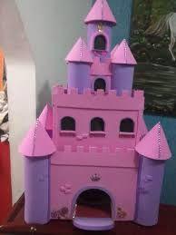 Resultado de imagem para castelo de eva moldes