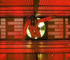 Still from 2001: A Space Odyssey (1968) Directed by Stanley Kubrick.