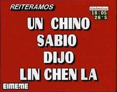 Esto dijo un sabio chino sobre CFK