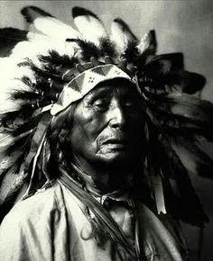 Wanduta, Lakota Sioux