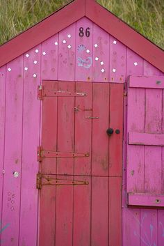 Pink Shed