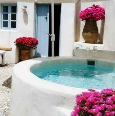casa con estilo griego 2 Más #casasdecampoconalberca