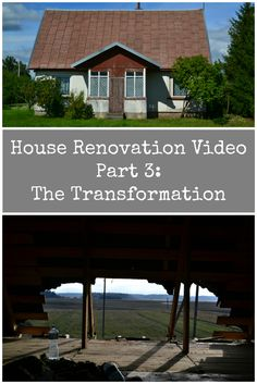 A step-by-step overview of the renovations we made to the house, including extending the porch to create a conservatory, replacing the roof, insulting both t. Lithuania, Conservatory, Gazebo, Porch, Outdoor Structures, Videos, Outdoor Decor, Projects, House