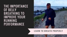 How to use diaphragmatic breathing to improve your running