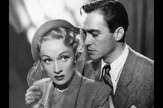 "Richard Todd e Marlene Dietrich - Stage Fright"" Olivia De Havilland, Ingrid Bergman, Julie Andrews, Marlene Dietrich, Marylin Monroe, Cary Grant, Rita Hayworth, Alfred Hitchcock, Grace Kelly"