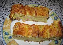 Cukínová hlavička Quiche, French Toast, Breakfast, Food, Morning Coffee, Quiches, Meals, Morning Breakfast, Custard Tart