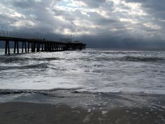 Ventnor Beach, Ventnor, NJ by fkalltheway, via Flickr