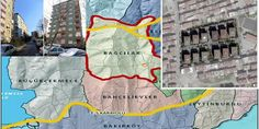 Bağcılar THY Sitesi kentsel dönüşüm projesi için hazırlanan 1/5000 ve 1/1000 ölçekli imar planları, ...