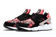 First look at the Nike Air Huarache Hyper Pink Wolf Grey Black. Coming soon. 1d0aed98075