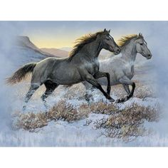 Running Free, horse painting by Persis Clayton Weirs Pretty Horses, Horse Love, Beautiful Horses, Animals Beautiful, Horse Drawings, Animal Drawings, Arte Equina, Horse Artwork, Painted Pony