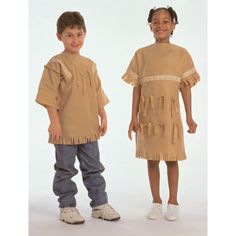 e54dda9e1e3 Traditional Symbolic First Nations Costume for Boys and Girls Kids Dress Up  Costumes