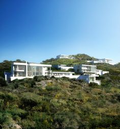 Image 3 of 14 from gallery of Bodrum Houses / Richard Meier. Courtesy of Courtesy of Richard Meier and Partners Richard Meier, Richard Neutra, Modern Architects, Famous Architects, Chinese Architecture, Architecture Details, House Architecture, Futuristic Architecture, Residential Architecture