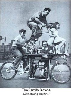 Crazy inventions from a time long, long ago–27 Pics
