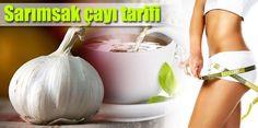 Zayıflamak için Sarımsak çayı Tarifi