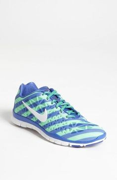 Nike Free TR Fit 3 Print Training Shoe. ugh in love