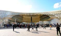 A custard-coloured flop: the €1bn revamp of Les Halles in Paris