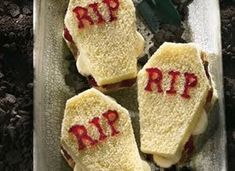 Great kid friendly food for halloween party