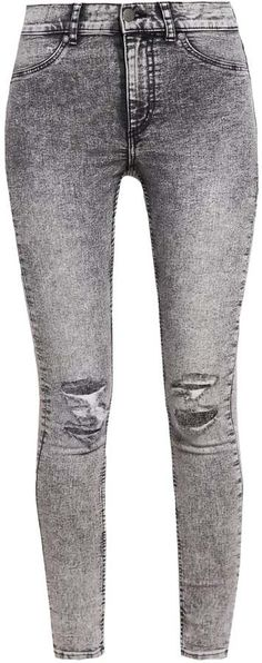 Cheap Monday HIGH SPRAY Jeans Skinny Fit master grey