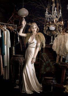 Johanna Johnson / Luxor campaign