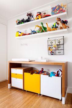 amarelo arquitetura | quarto de crianças