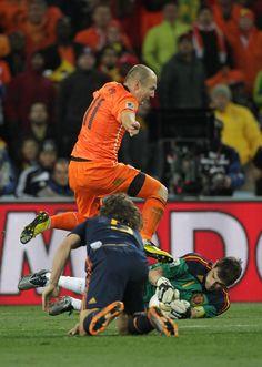 Iker Casillas - World Cup 2010 Final