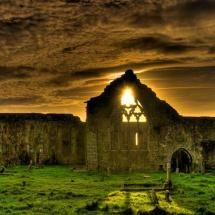 Ruins of Ireland - Domenican Priory Athenry. By Andreas Hartmann.