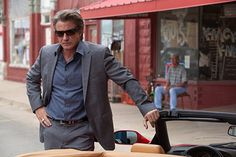 """Dermot Mulroney on the Big 'August: Osage County' Dinner Scene: """"Meryl never once dropped a line"""" - Daily Actor Dermot Mulroney, Talent Agent, Classically Trained, Touching Stories, My Best Friend, August Osage, Suit Jacket, Actors, Blazer"""
