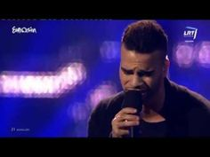 Love this... <3 he's mm Eurovision 2014 Hungary: András Kállay-Saunders - Running (Final)